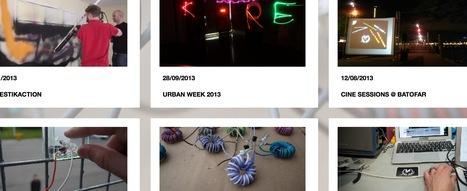 Graffiti Research Lab France - Des outils d'aujourd'hui pour les vandales de demain   Digital #MediaArt(s) Numérique(s)   Scoop.it