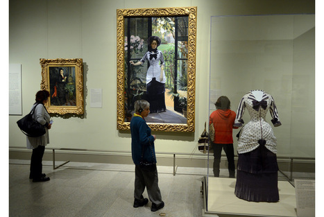 Impressionism, Fashion, and Modernity opens at Metropolitan Museum of Art | Museums and cultural heritage news | Scoop.it