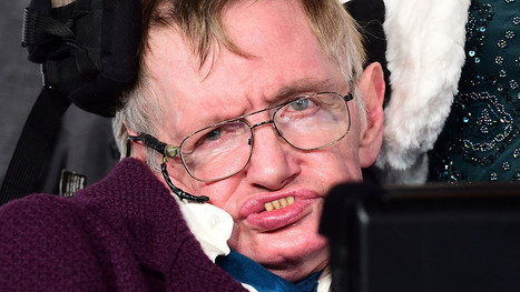 Stephen Hawking gets a million followers within 6 hours on his new Weibo account | Branding in Social Media | Scoop.it