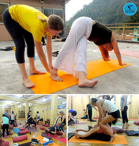Fitness is the part of our lives | Yoga School Rishikesh India | Scoop.it