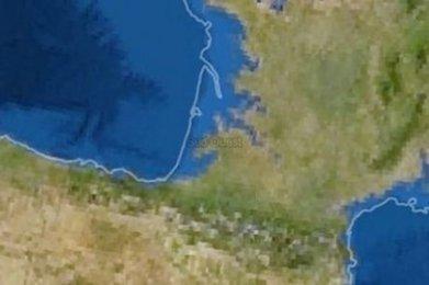 Montée des eaux en cas de fonte des glaces : adieu Bordeaux, La Rochelle et Bayonne | réfugiés climatiques | Scoop.it