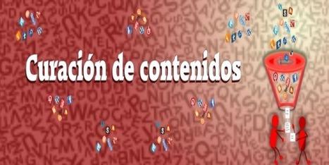 Vídeo Curación de contenidos - HangoutON | Ple y curación como estrategias en educación | Scoop.it