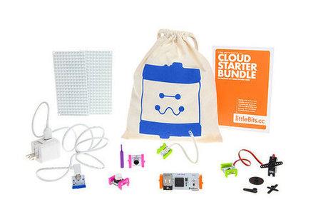 littleBits CloudBit Wi-Fi Module Simplifies DIY IoT Designs | Embedded Systems News | Scoop.it