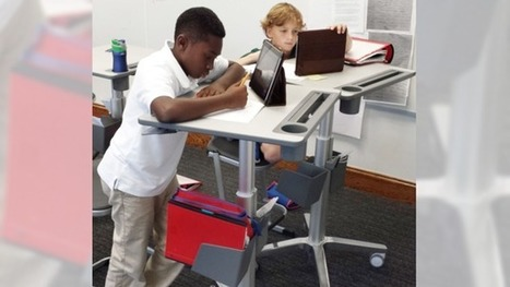 WeAreTeachers: How Can We Increase Kids' Attention Spans? Less Time Spent Sitting Still ... | FOTOTECA INFANTIL | Scoop.it