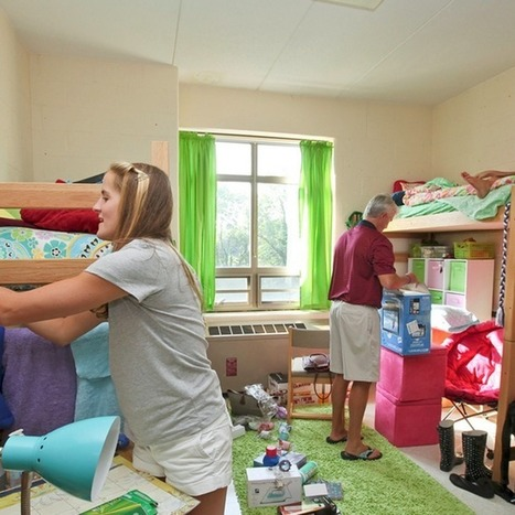 20 Best & Worst Things About Dorm Life | Applying to study at a USA College | Scoop.it