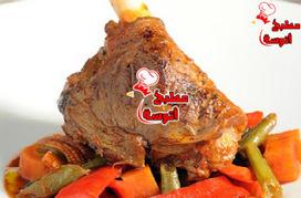 وصفة طاجن موزة ضانى من برنامج على قد الايد لـ الشيف نجلاء الشرشابي (حلقات رمضان 2015) ~ مطبخ أتوسه على قد الايد | مطبخ أتوسه | Scoop.it