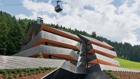 Help Pick Out the World's Best New Architecture and Design | Technology in Architecture | Scoop.it