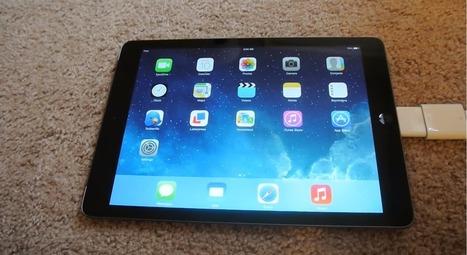 Connecter un iPad à internet via un câble Ethernet | Apple : Mac, iPhone, iPad | Scoop.it