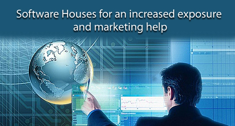 Software Houses for an increased exposure and marketing help | Software Houses | Scoop.it