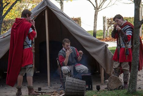 What did a roman legionary eat | Archaeology News | Scoop.it