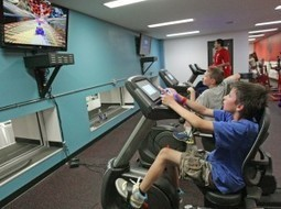 Fitness Center offers kid-sized equipment, workouts - Billings Gazette | Sports Facility Management | Scoop.it