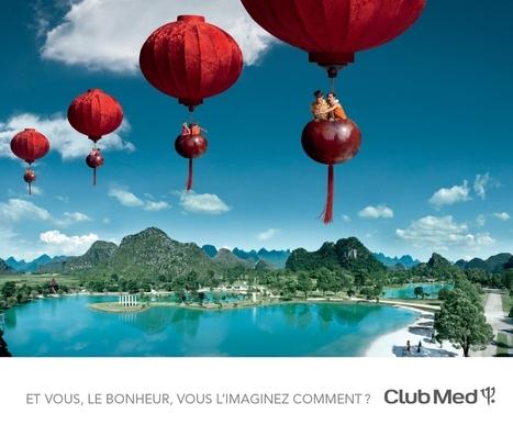 Club Med à la quête du bonheur - Emarketing | méthode marketing pour la mise en valeur d'un service | Scoop.it