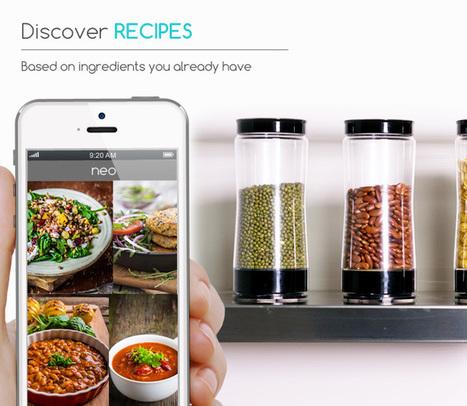 Le mag de la maison intelligente » Neo : La boîte connectée qui surveille votre alimentation | Hightech, domotique, robotique et objets connectés sur le Net | Scoop.it