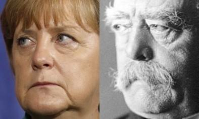 Montebourg compare Merkel à Bismarck: germanophobie primaire? | Rue89 | Union Européenne, une construction dans la tourmente | Scoop.it