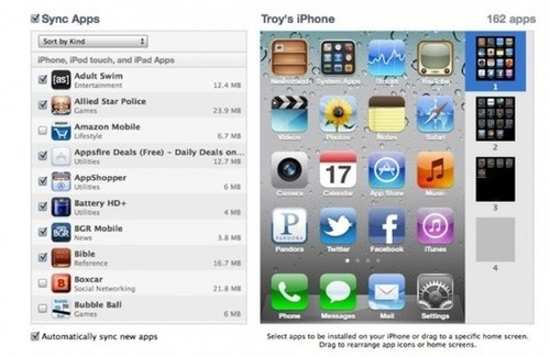 The best way to organize iphone apps folders het for Cool way to arrange iphone apps
