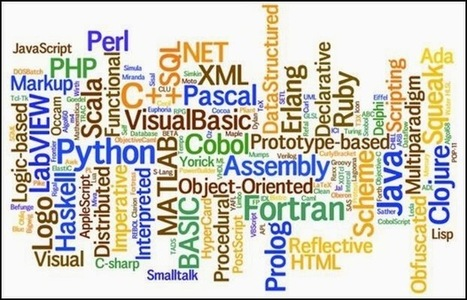 Top 5 Programming Languages That Are In Demand By Employers   The Crazy Programmer   How to learn a different language fast?   Scoop.it