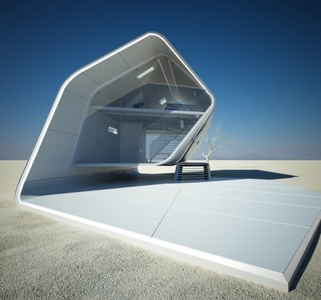 Conceptual Mobile California Roll House | CRAW | Scoop.it
