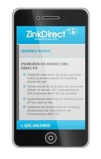 ZinkDirect, agencia de marketing directo que integra los QR | VIM | Scoop.it