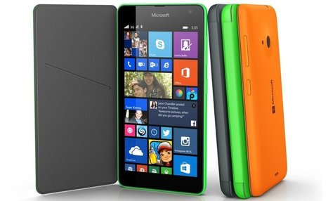 Microsoft Lumia 535-Microsoft's first lumia windows Phone launched + hands on video | i Gadgets World | innovative Gadgets World | iGadgetsworld | Scoop.it