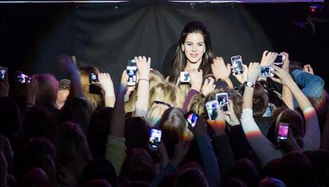 NEWS:<br/>Last night (April 10), Lana Del Rey gave her fifth concert, this time at... | My favorite leisure stuff | Scoop.it
