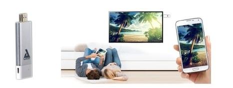 TV connectée où que vous soyez, ou pour vos déplacements ... - Le Journal de la Next-Gen | Télévision connectée | Scoop.it
