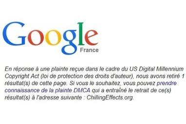 Droit à l'oubli : Google aurait enregistré 70 000 demandes en un mois | Cyber warfare | Scoop.it