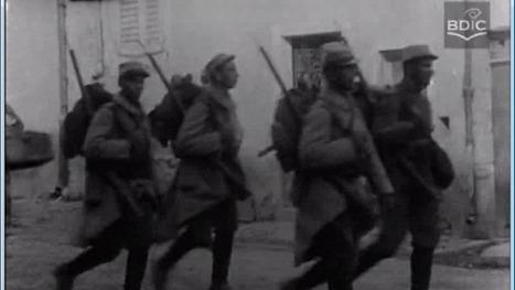 Archives filmées de 14-18 : la vie et la mort des soldats en Meurthe et Moselle - France 3 Lorraine | GenealoNet | Scoop.it