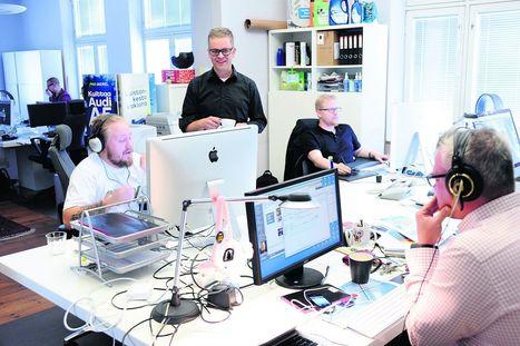 Oulu on luovakin kaupunki - Markkinointi & Mainonta | Oulu | Scoop.it