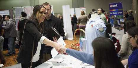 11 Tips To Get Something Useful Out Of Job A Fair | careers | Scoop.it