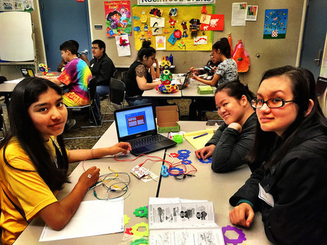 What Libraries Offer the Maker Movement | Educator Innovator | LibraryLinks LiensBiblio | Scoop.it