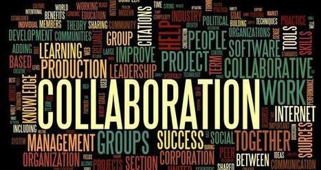 Pour bien collaborer, il faut être proche, mais pas forcément en distance   L'Atelier: Disruptive innovation   Web 2.0 et société   Scoop.it