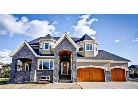 Located in beautiful Aspen Ridge | 37 Aspen Ridge Tc Sw, Calgary, AB | Luxury Real Estate Canada | Scoop.it
