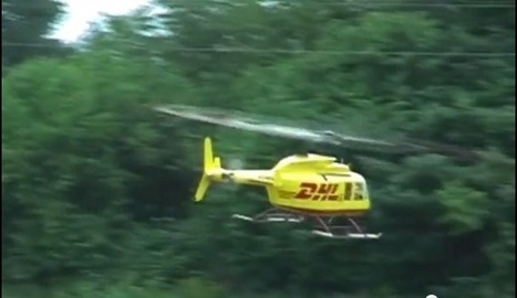 DHL plans to launch drone/quadcopter based delivery service ...   Drone News   Scoop.it