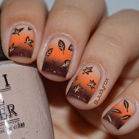 2016 Fall Nail Art Design Ideas You Should Try » Celebrity Fashion, Outfit Trends And Beauty News | Fashion Style And Beauty Tips | Scoop.it