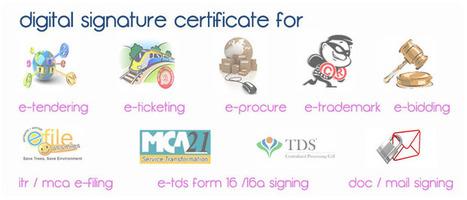 Digital Signature Certificate for DGFT   Digital signature certificates provider   Scoop.it