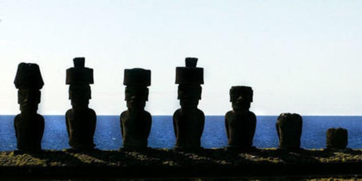 L'île de Pâques bientôt entourée par une aire marine protégée | Iles | Scoop.it