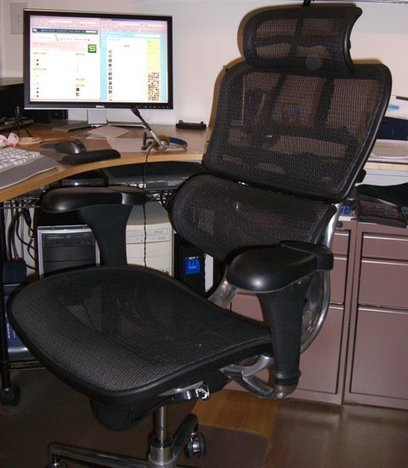 Things You Should Look for in Ergonomic Chairs | bowermans.com.au | Scoop.it