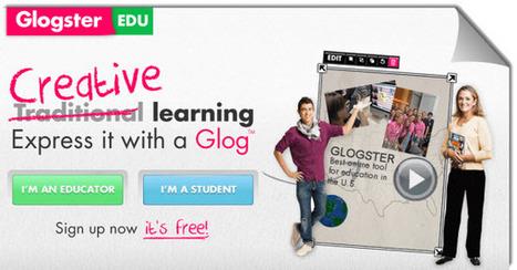 Una forma diferente de presentar contenido educativo con Glogster EDU | Educación a Distancia y TIC | Scoop.it