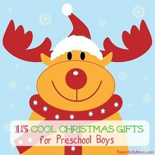 Cool Christmas Gifts for Preschool Boys   Essentially Mom Favorites   Scoop.it