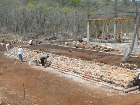 Ancient ball game court found at construction site in Yucatan | The Archaeology News Network | Kiosque du monde : Amériques | Scoop.it