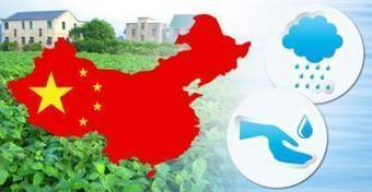 Reorganization of crop production and trade could save China's water supply | Food Security | Scoop.it