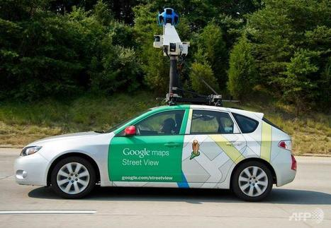 Google fined for Street View data collection - Channel News Asia | Personal Branding and Professional networks - @TOOLS_BOX_INC @TOOLS_BOX_EUR @TOOLS_BOX_DEV @TOOLS_BOX_FR @TOOLS_BOX_FR @P_TREBAUL @Best_OfTweets | Scoop.it