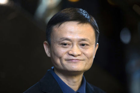 Jack Ma Planning Personal Roadshow With Clinton to Immelt   EconMatters   Scoop.it