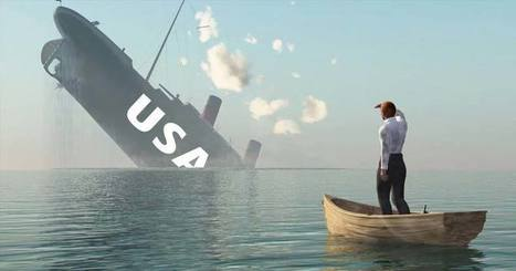 Mass Exodus - More Americans than Ever Before in History are Renouncing their Citizenship | Liberty Revolution | Scoop.it