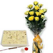 Gifts for Sister | Rakhi with Dryfruits | Scoop.it