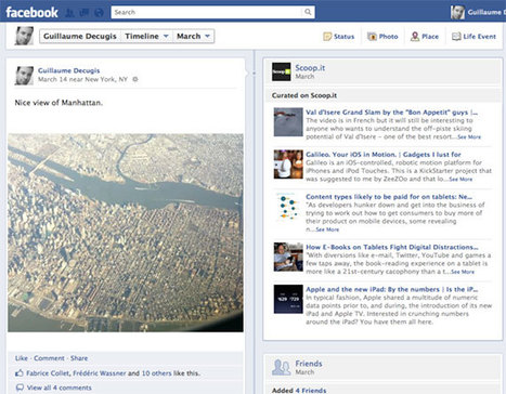 Enrich your Facebook timeline with your scoops! | Toulouse networks | Scoop.it