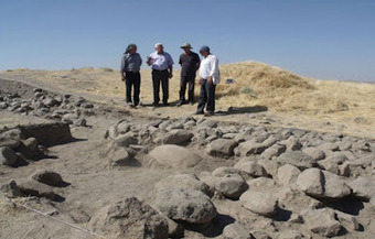 Acropolis of forgotten kingdom uncovered | Cultural Worldviews | Scoop.it