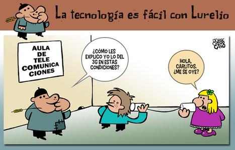 ¿Usar las TIC sin recursos? | TIC-Secundaria | Scoop.it