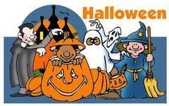 Halloween conversation 4 people planning to go trick or treating on Halloween | french | Scoop.it