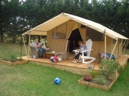 Semaine Nationale du Glamping chez les Campings Sites et ... | Hôtels, Spa and resort | Scoop.it